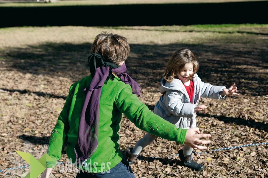 5 Divertidos Juegos En La Naturaleza Con Ninos Wildkids