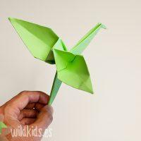 4 animales de papel fácil de hacer (Origami)