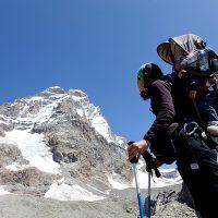 Niños y altitud