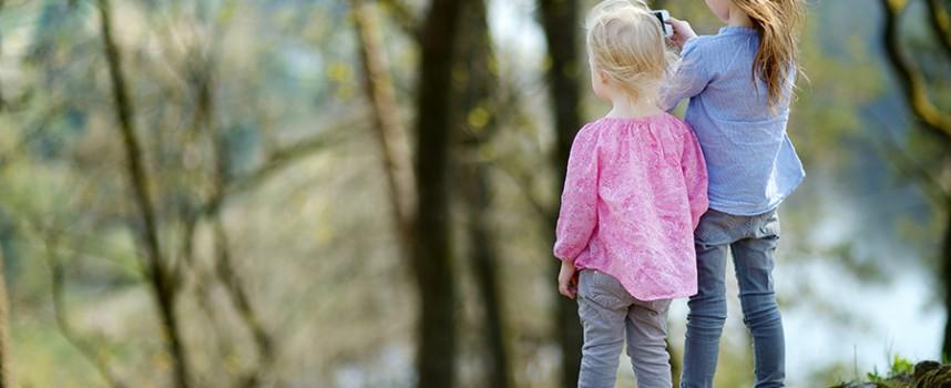 10 aplicaciones móviles para explorar la naturaleza con niños