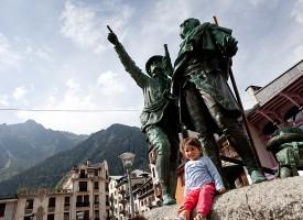 Alpes con niños: Chamonix y el gigante blanco (II)