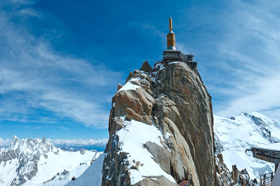 Alpes con niños. Chamonix