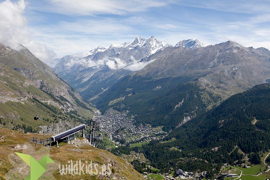 Valle de Zermatt
