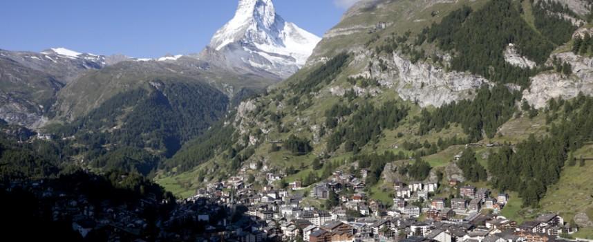 Alpes con niños: Zermatt y la montaña perfecta (III)