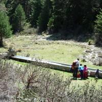 El Barranco de La Tejeda
