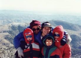 Cumbres en familia: una vida entre montañas