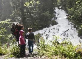 ¿Con qué edad se puede ir de excursión con niños?