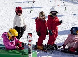 10 consejos para practicar esquí de fondo con niños