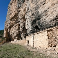 Las cuevas de la Roca Canalda