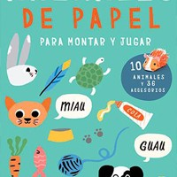 """""""Animales de papel"""", didáctico, divertido y salvaje"""