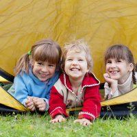 6 (buenas) razones por las que ir de vacaciones a un camping con niños