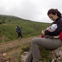Montaña y niños, una escuela sin paredes