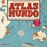 Atlas del Mundo, un insólito viaje por las maravillas del mundo
