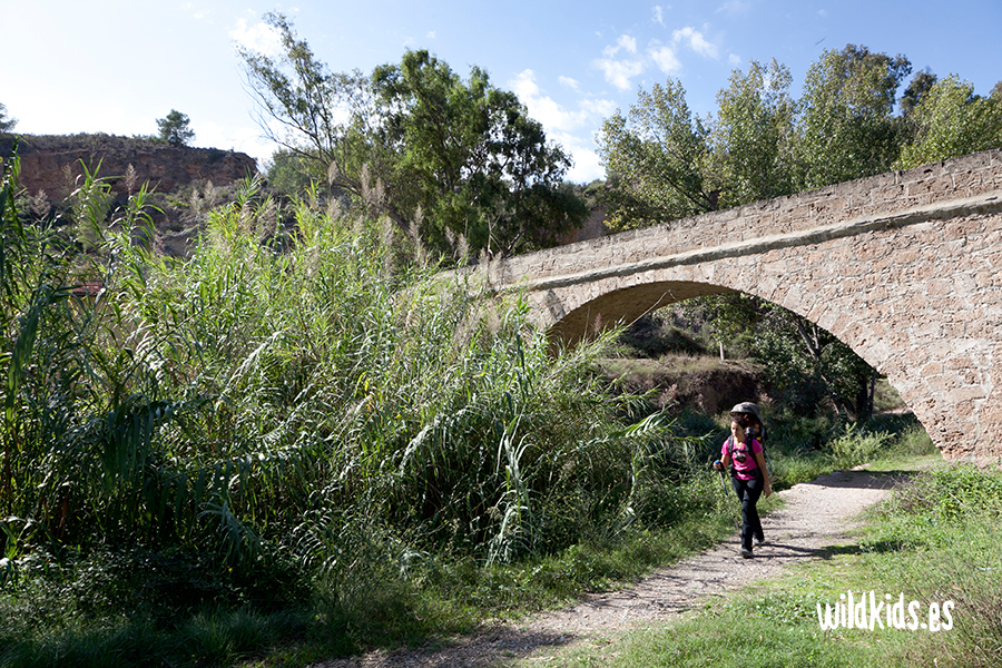 Ribera del Tuejar camino a la Fuente del Cuco