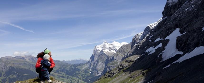 Alpes con niños: Interlaken, Grindewald y Lauterbrunnen (IV)