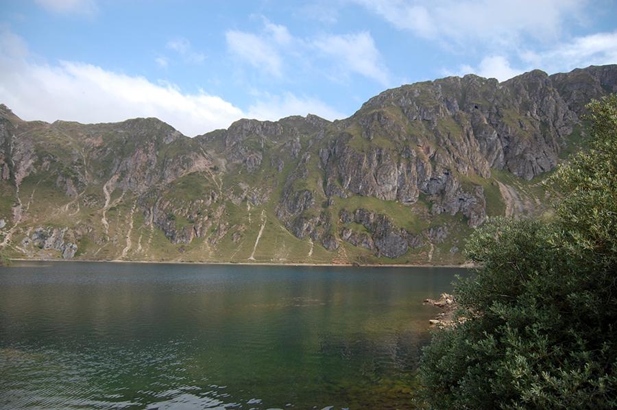 El lago del valle