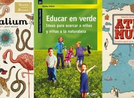 Los mejores libros de naturaleza y viajes para niños