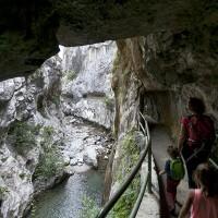 Ruta del Cares desde Caín