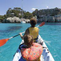 El Camí de Cavalls de Menorca, una aventura en familia