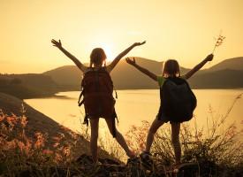 30 sencillas formas de sumergir a los niños en la naturaleza
