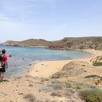 De Playa de Cavalleria a Cala Mica por el Camí de Cavalls