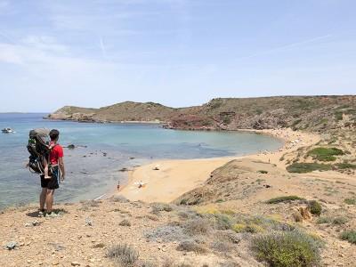 De Playa de Cavalleria a Cala Mica