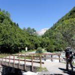 Camino a la Cabaña de Santa Ana