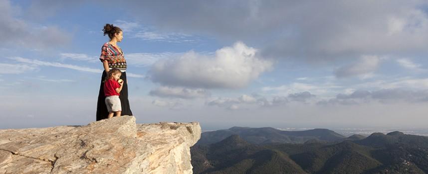 Paseo por el Garbí en la Serra Calderona