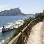 Paseo ecológico de Benisa. Club náutico de les Bassetes