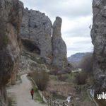 Moricacho. Excursión al Cañón de los Arcos en Calomarde