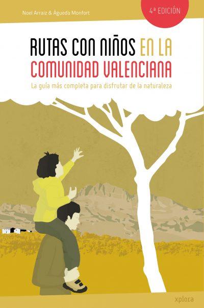 Portada Rutas con niños en la Comunidad Valenciana