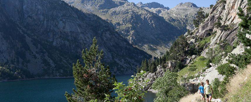 Del Embalse de Cavallers al Estany Negre (Ruta de la Marmota en el Parque Nacional de Aigüestortes)